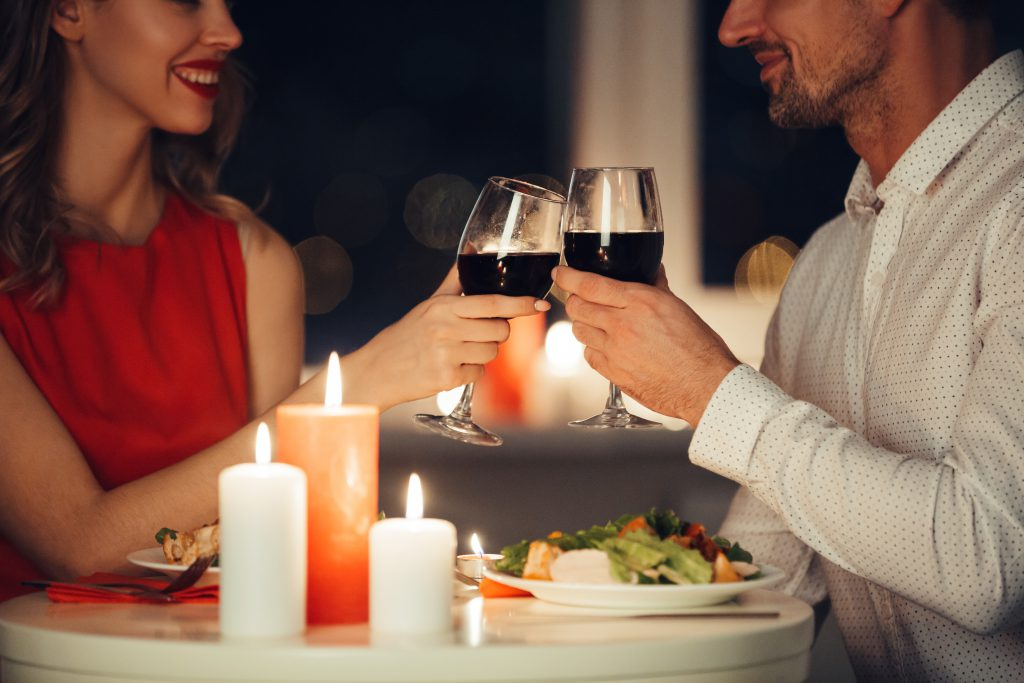 Regular date night - keep romance alive in your relationship