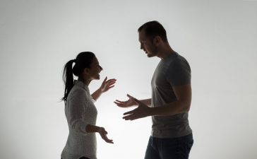 fear of conflict in a relationship